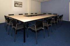 Blauwe zaal 18 zitplaatsen