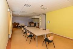 Gele Zaal met keuken 40 zitplaatsen