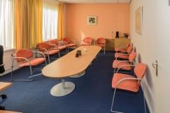Oranje Zaal 10 zitplaatsen