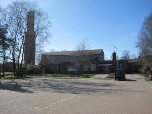 Foto kerkgebouw